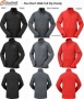 Куртка Power Stretch Run Don't Walk Full Zip Hoody